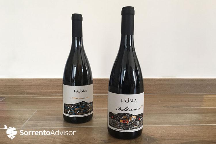 Annamarì Lajala vino Sorrento